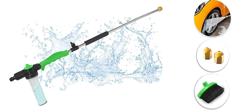 Best Car High Pressure Cleaning Tools - Jet Sprayer