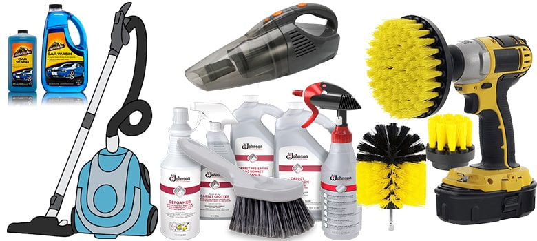 Car Carpet Cleaner Products