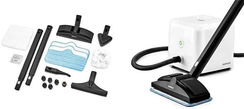 best portable steam cleaner for cars (car carpet cleaner)
