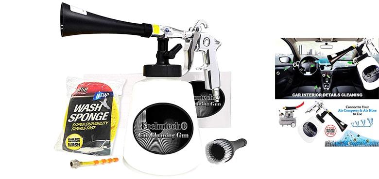 Car Detailing Kit Car Interior Cleaner Turbo - Gun