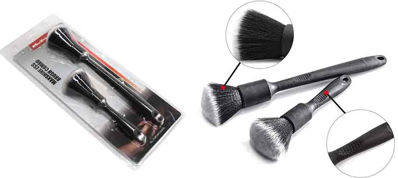 automotive detailing brush - automobile detail brushes