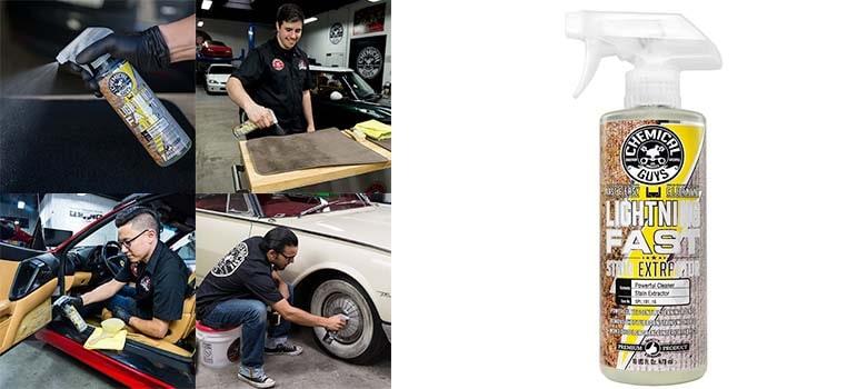 best car carpet cleaner
