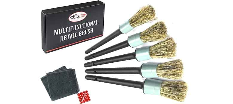 Best Car Detailing Brushes (Review)