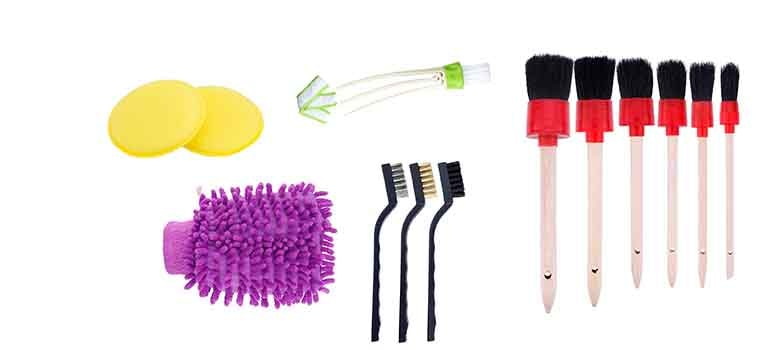 Best Car Detailing Brushes (Reviews)