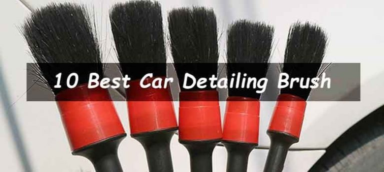 car detailer brush