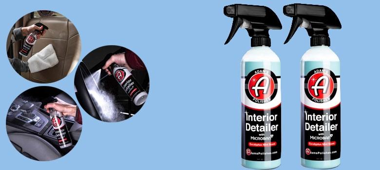 Adam's Interior Detailing Spray
