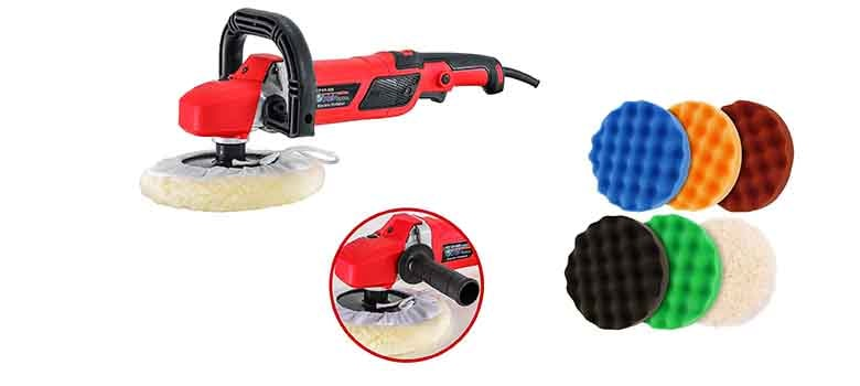best car polisher buffer machine