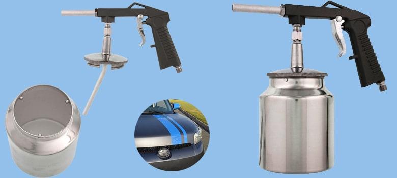 Best Fluid Film Undercoating Spray Gun