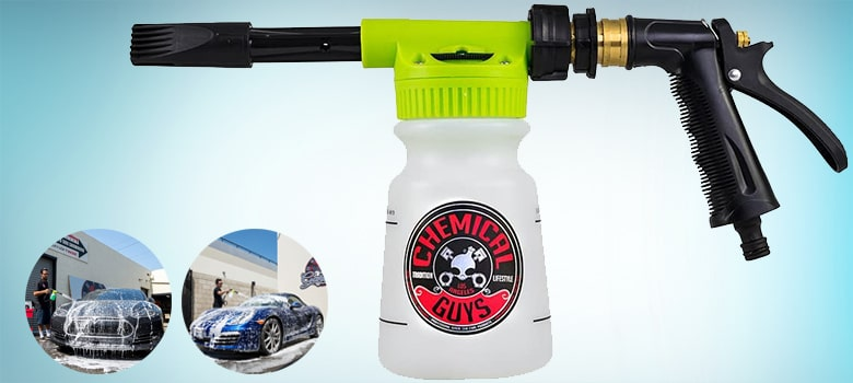 chemical guys acc 326 foam blaster for pressure washer