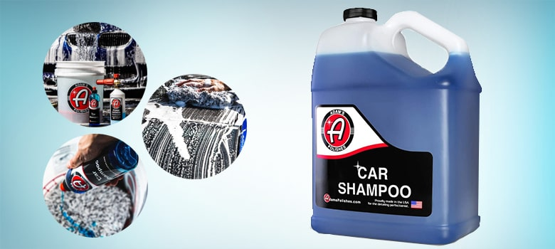 Car Wash Soaps For Foam Cannon and Pressure Washer
