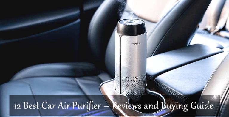 Best Car Air Purifiers