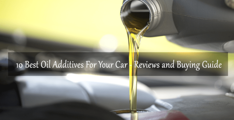 Best Oil Additives