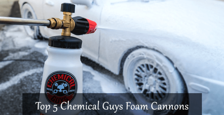 Chemical Guys Foam Cannons